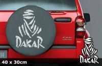 DAKAR Autoaufkleber | 40 x 30 cm | AG-0022
