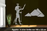 Wandtattoo Ägypten Götter | Größe von 180x122cm WT-0027